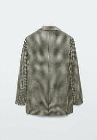 Massimo Dutti - Short coat - black - 6