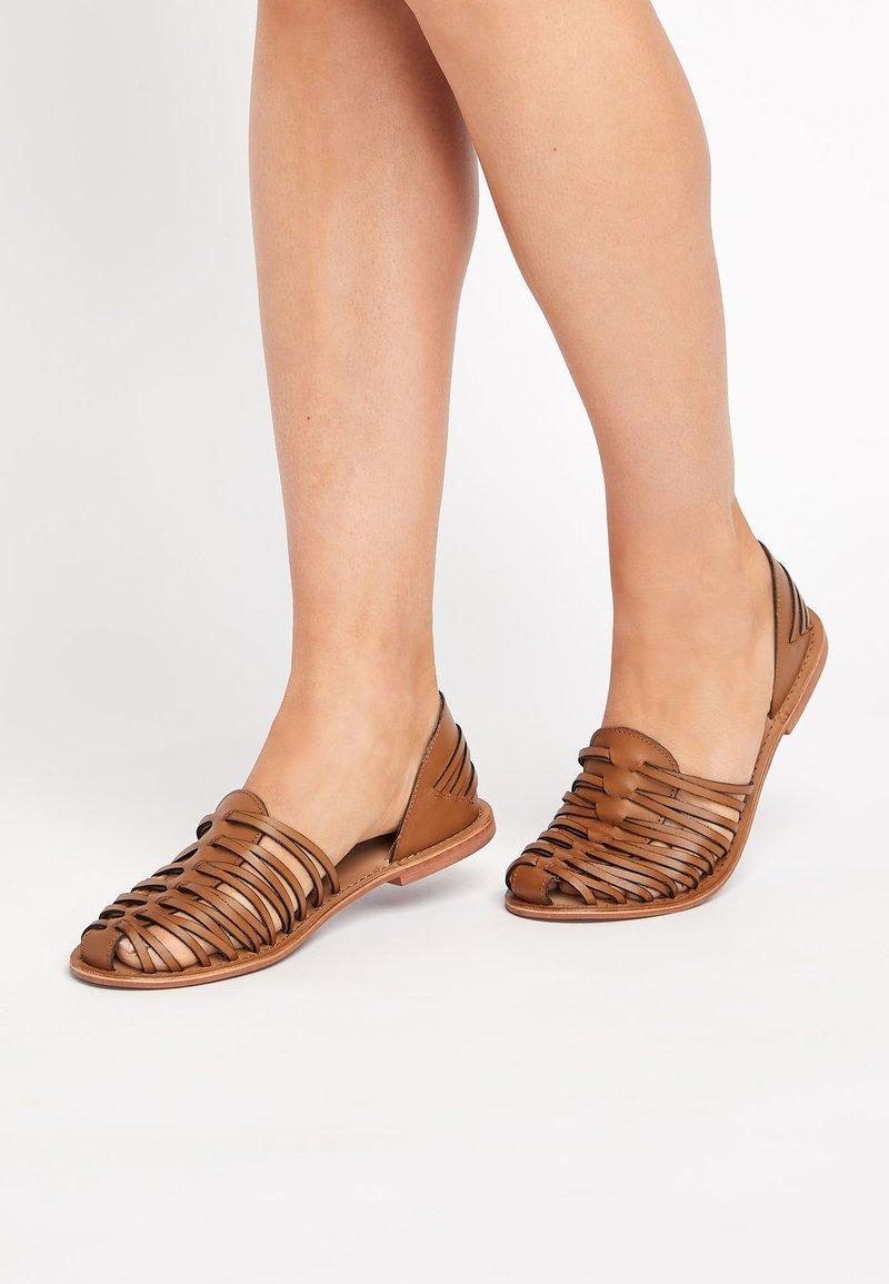 Next - Sandals - brown