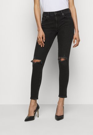 SOPHIE ANKLE - Jeans Skinny Fit - black
