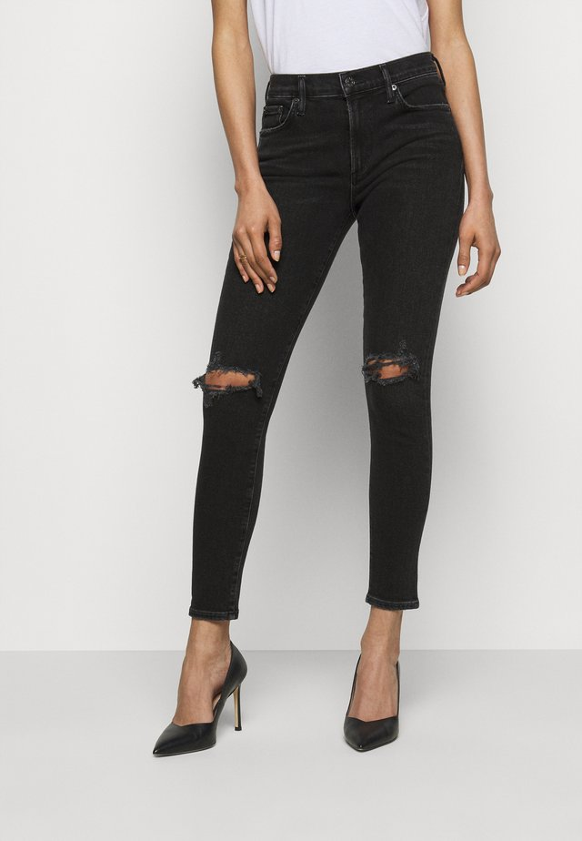 SOPHIE ANKLE - Jeans Skinny Fit - black