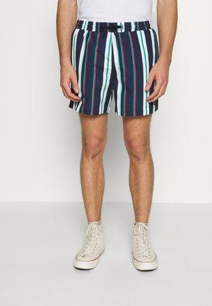AKSHARK - Shorts - sapphire