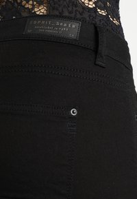 Esprit - Slim fit jeans - black - 5
