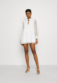 Gina Tricot - DEA DRESS - Cocktail dress / Party dress - off-white - 1