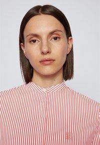 BOSS - BEFELIZE - Button-down blouse - dark orange - 4
