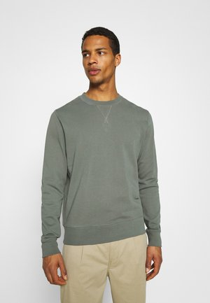 Sweatshirt - dusty green