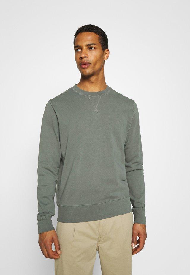 Sweatshirt - dusty green