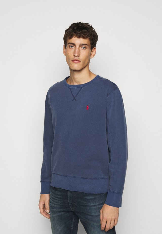 GARMENT - Sweatshirt - cruise navy