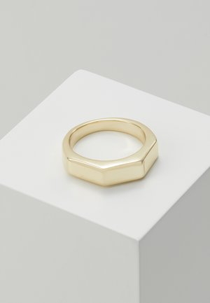 PAUS - Ring - plain gold