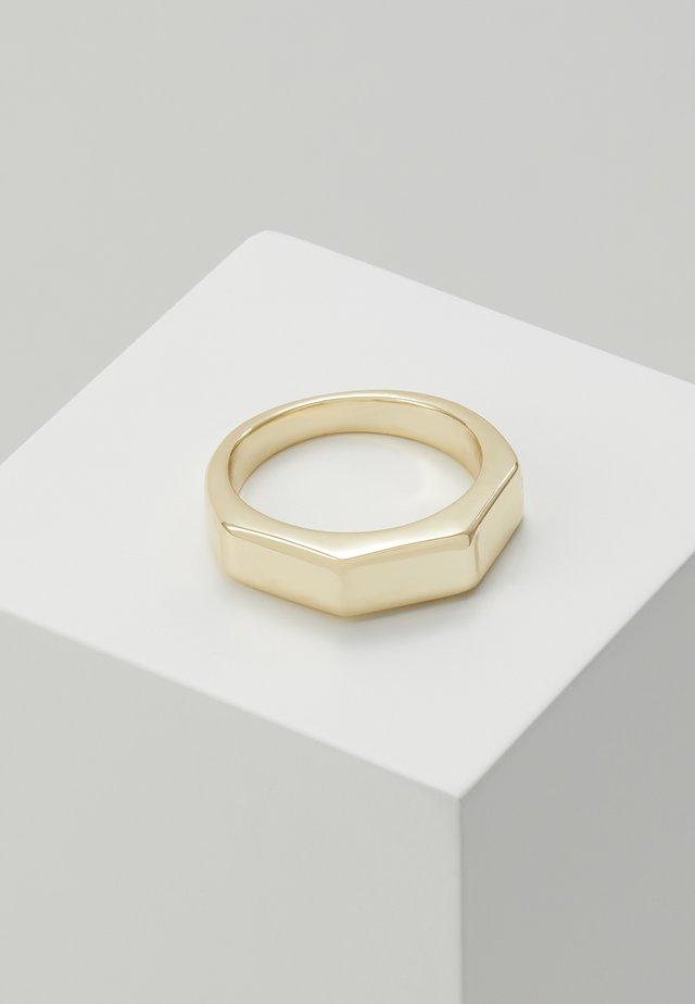 PAUS - Anello - plain gold