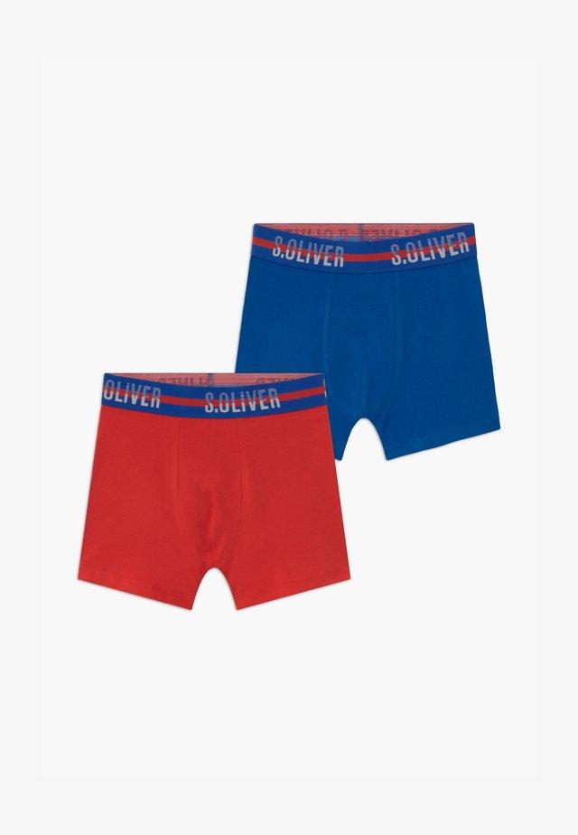 2 PACK - Pants - nautical blue