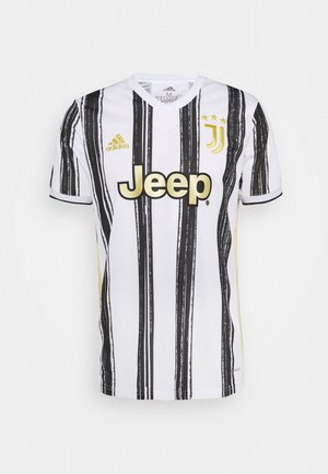 JUVENTUS AEROREADY SPORTS FOOTBALL  - Klubtrøjer - white/black