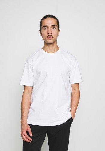 CREW  - T-shirt basic - optic white