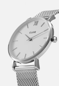 Cluse - MINUIT - Watch - silver-coloured/white - 4