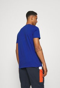 Ellesse - PARERI TEE - Print T-shirt - blue - 2