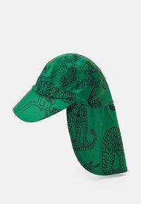 Mini Rodini - TIGERS UV UNISEX - Sombrero - green - 2