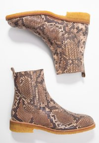 ANGULUS - Classic ankle boots - beige - 3
