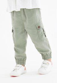 Next - Cargo trousers - khaki - 0