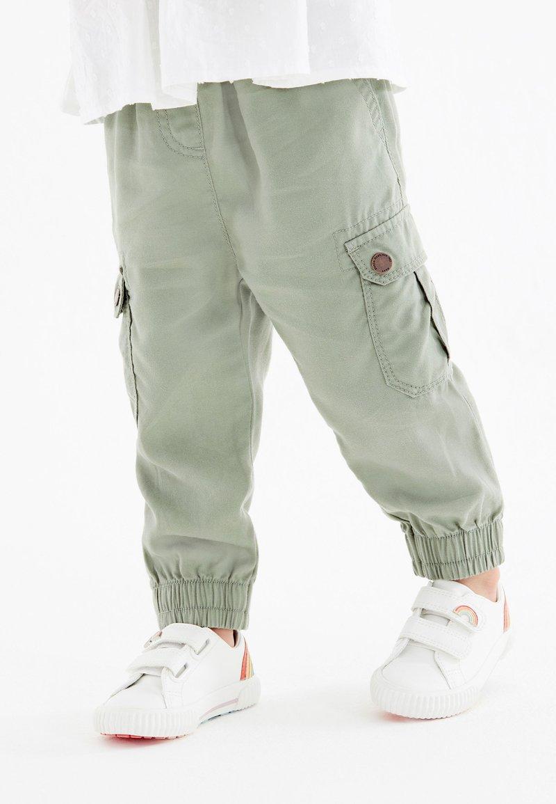 Next - Cargo trousers - khaki