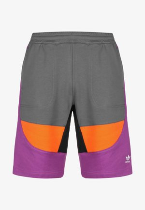 PROJECT-3 SPORT INSPIRED SHORTS - Shorts - onyx