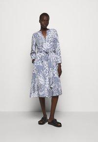 MAX&Co. - BANDOLO - Sukienka letnia - navy blue - 0