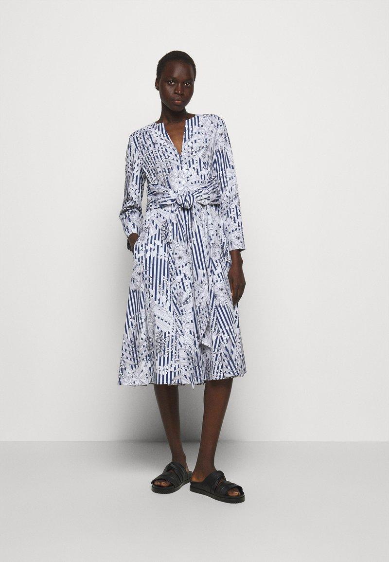 MAX&Co. - BANDOLO - Sukienka letnia - navy blue