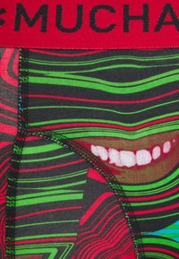 MUCHACHOMALO - SMILE 5 PACK - Boxerky - red/black/blue - 6