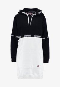 Superdry - MONO BLOCK DRESS - Day dress - black - 3