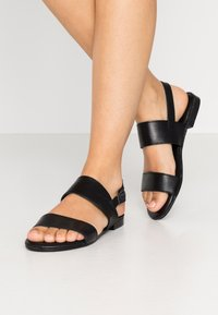 Tamaris - Sandales - black - 0