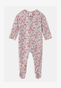 Cotton On - LONG SLEEVE ZIP - Sleep suit - vanilla - 0