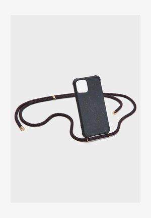 Phone case - black/gold