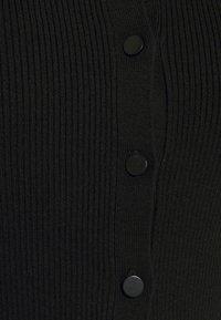 Milly - CARDIGAN - Gilet - black - 2
