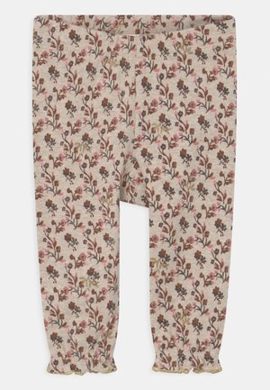 LESLIE - Trousers - wheat