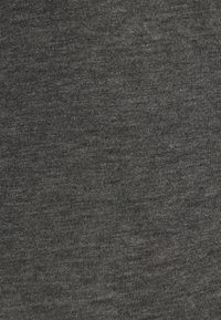 Cotton On - SHEER VINTAGE HIGH NECK LONG SLEEVE - Top sdlouhým rukávem - charcoal marle - 2