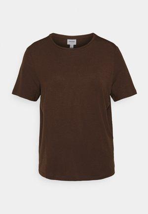 VMAVA - Basic T-shirt - potting soil