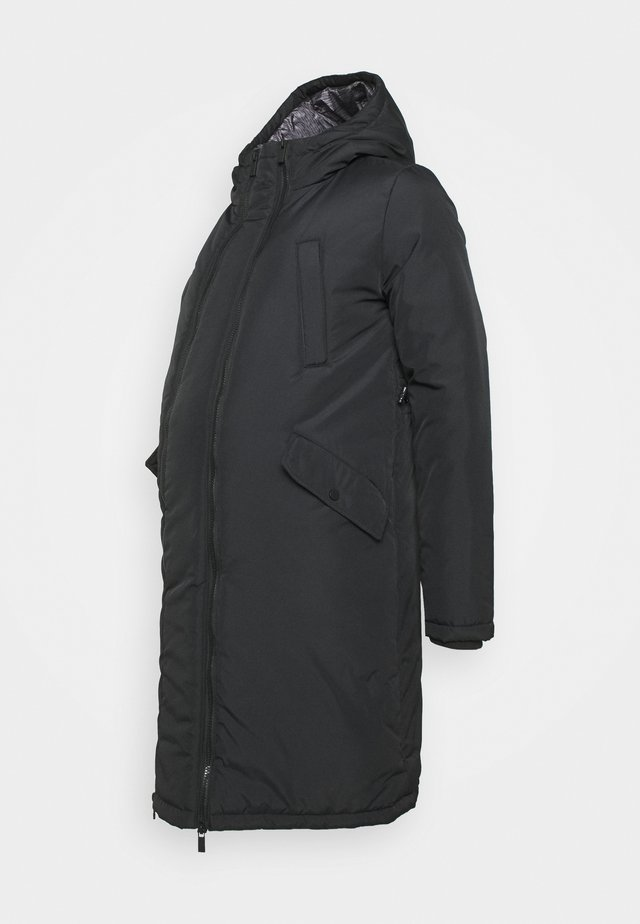 JACKET 3 WAY - Cappotto invernale - black