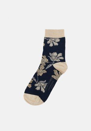 SUSANNA FLOWERS - Socks - midnight