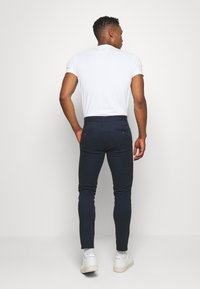Burton Menswear London - Chinos - navy - 2