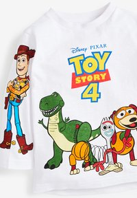 Next - DISNEY TOY STORY  - Long sleeved top - white - 2