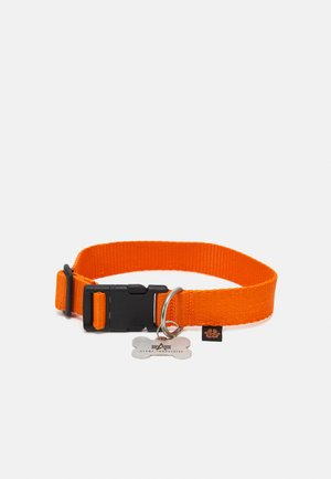 BASIC DOG TAG COLLAR - Muut asusteet - orange