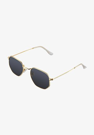 EYASI - Sunglasses - gold carbon