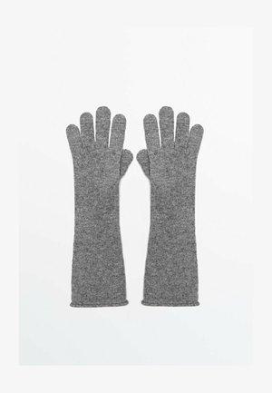 LANGE - Gloves - grey