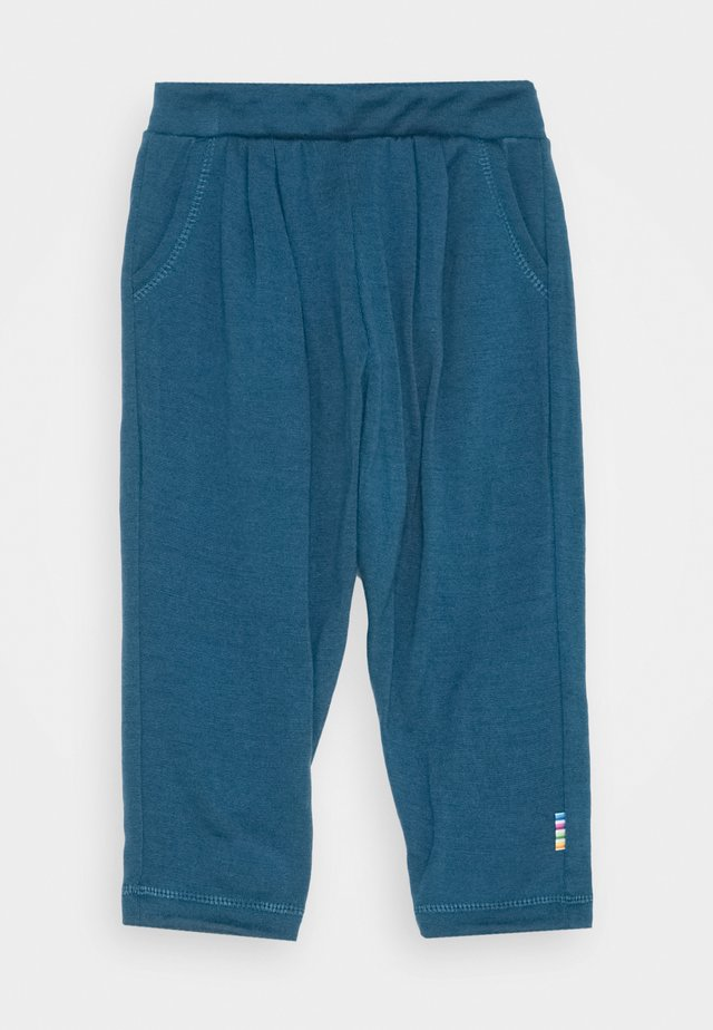PANTS UNISEX - Trousers - blue
