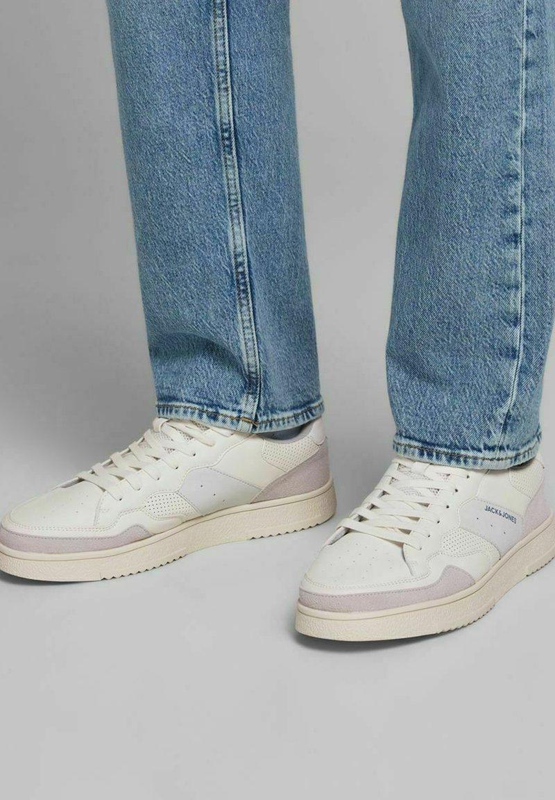Jack & Jones - Sneakersy niskie - winter white