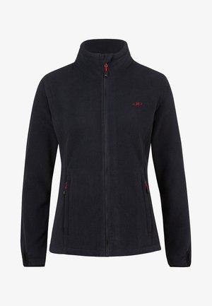 ANNE - Fleecová bunda - black