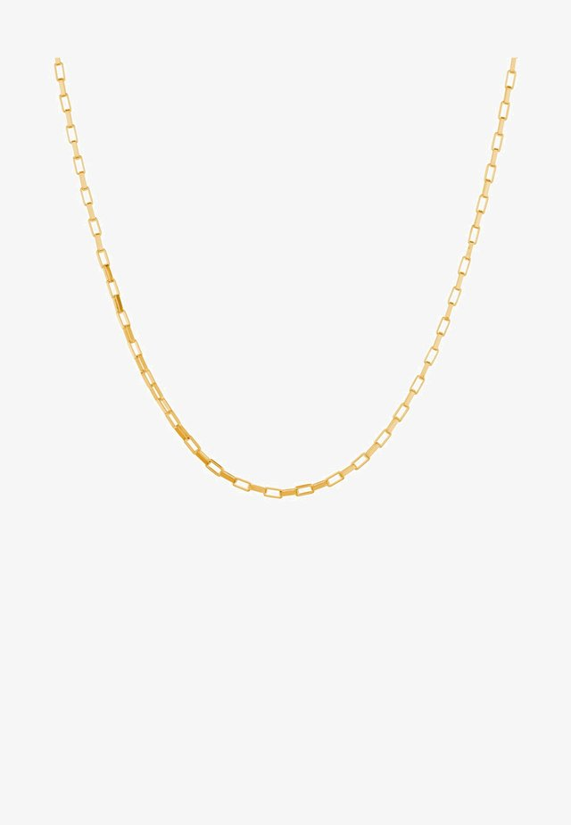 LONG LINK - Ketting - gold