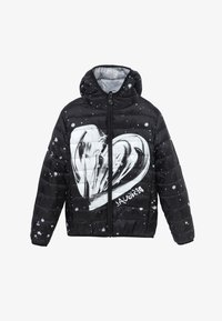 Desigual - CHAQ ARAMBURU - Winter jacket - black - 0