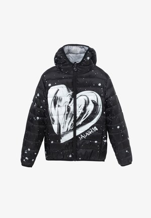 CHAQ ARAMBURU - Winter jacket - black