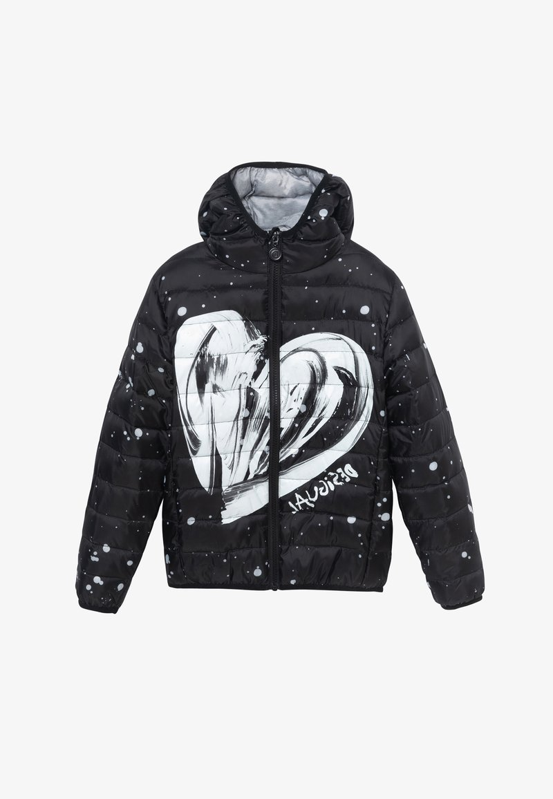 Desigual - CHAQ ARAMBURU - Winter jacket - black