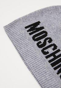 MOSCHINO - HAT UNISEX - Berretto - grey melange - 2