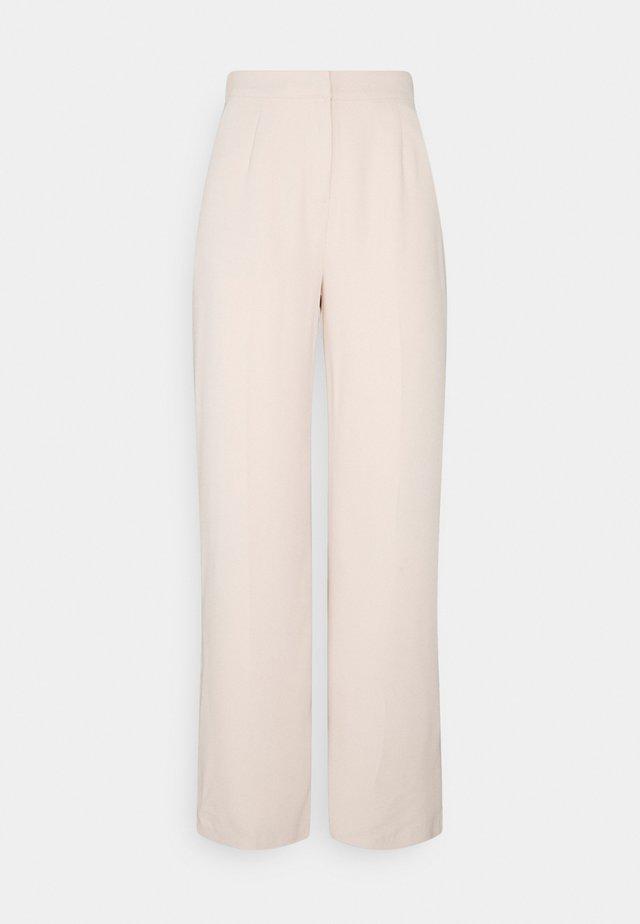 MY FAVOURITE PANTS - Pantaloni - beige